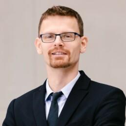 Dr. Ilja Nothnagel, Mitglied der Hauptgeschäftsführung des Deutschen Industrie- und Handelskammertag (DIHK)