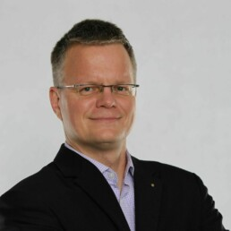 Prof. Dr. rer. pol. Sönke Reise, Professor für Seetransporttechnologie und Verkehrslogistik an der Hochschule Wismar